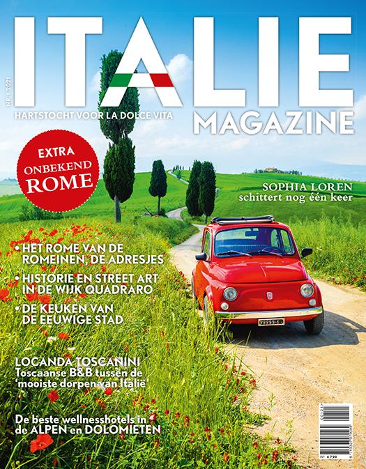 Italië Magazine editie 1, 2021