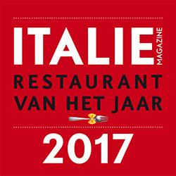 Italië Magazine Restaurant van het Jaar Verkiezing
