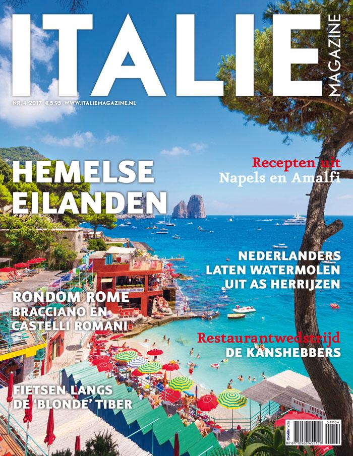 Afbeeldingsresultaat voor italie magazine nederland cover