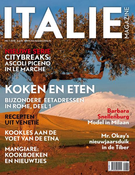 Italië Magazine editie 1 2018
