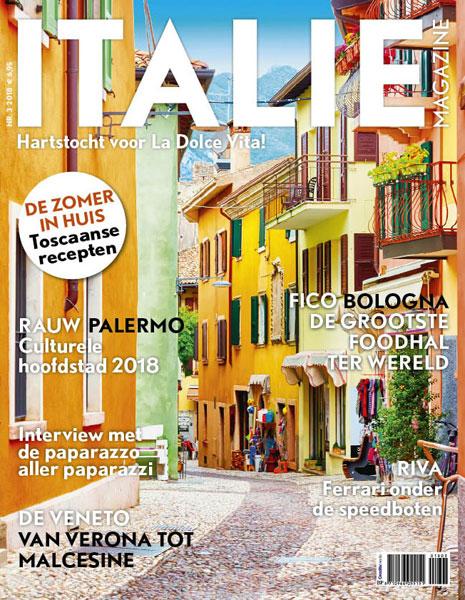 Italië Magazine editie 3 2018
