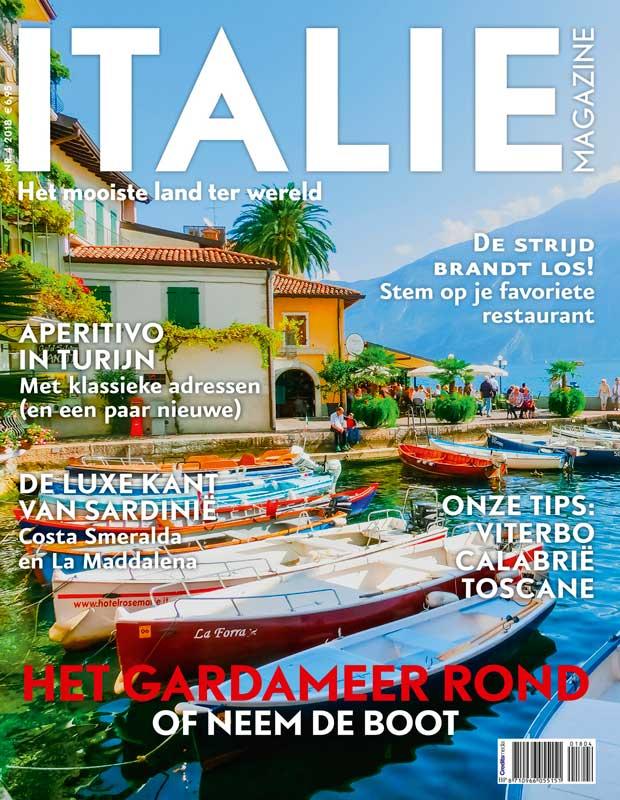 Italië Magazine editie 4 2018
