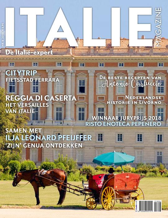 Italië Magazine editie 6 2018