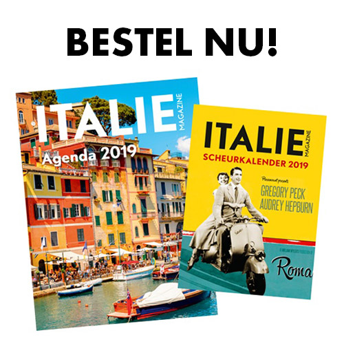 Italië Magazine Agenda en Scheurkalender 2019