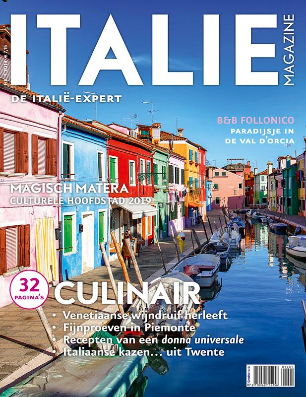 Italië Magazine editie 1 2019