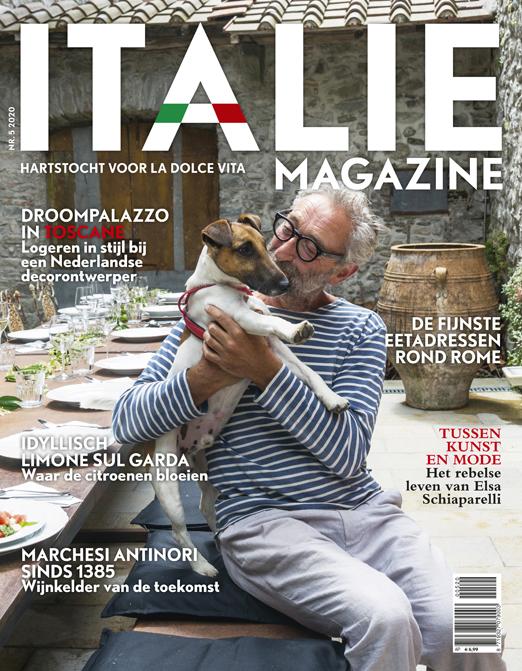 Italië Magazine editie 5, 2020