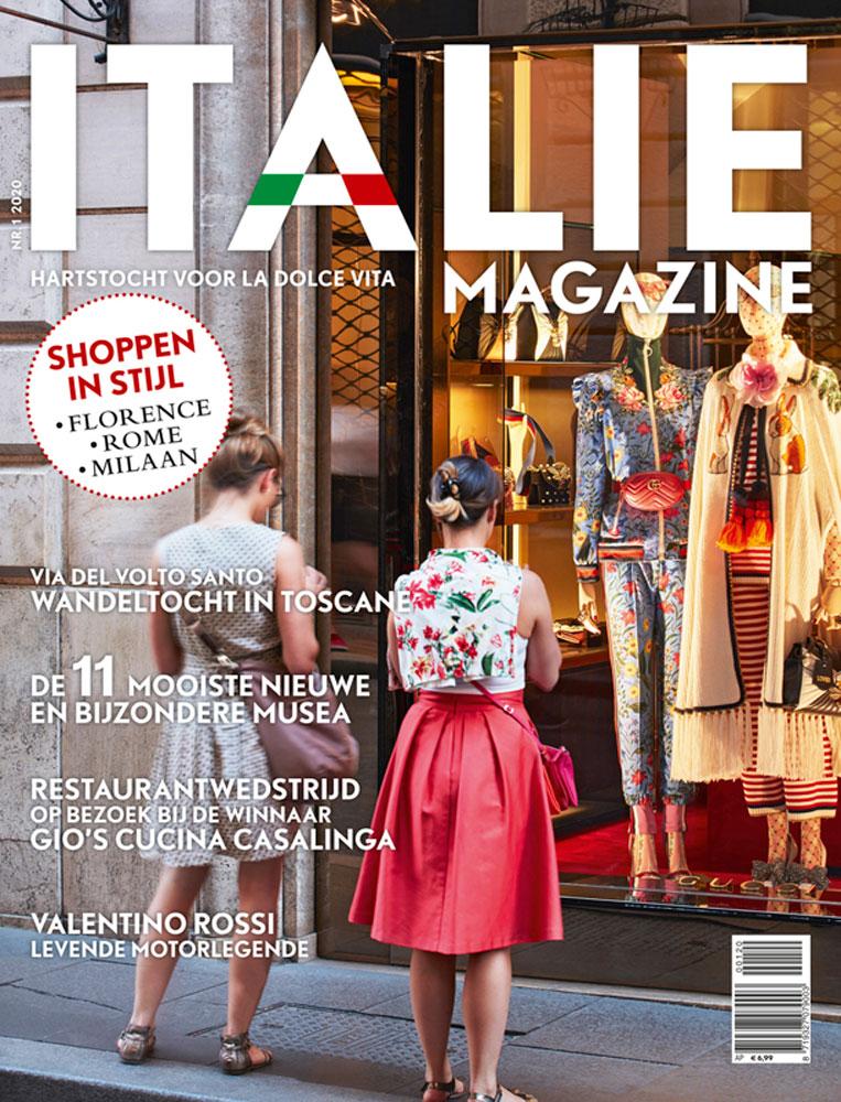 Italië Magazine editie 1, 2020