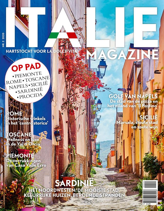 Italië Magazine editie 2, 2020