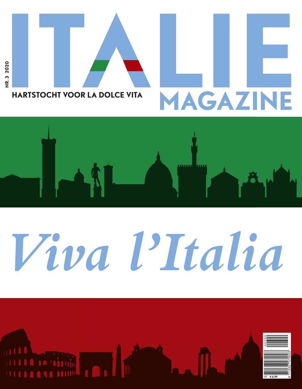 Italië Magazine editie 3, 2020
