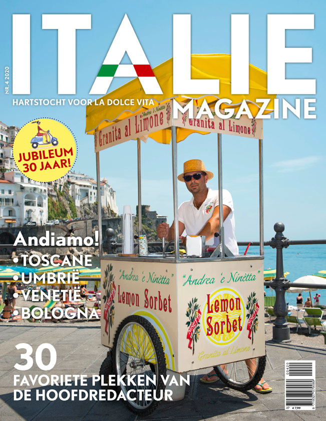 Italië Magazine editie 4, 2020
