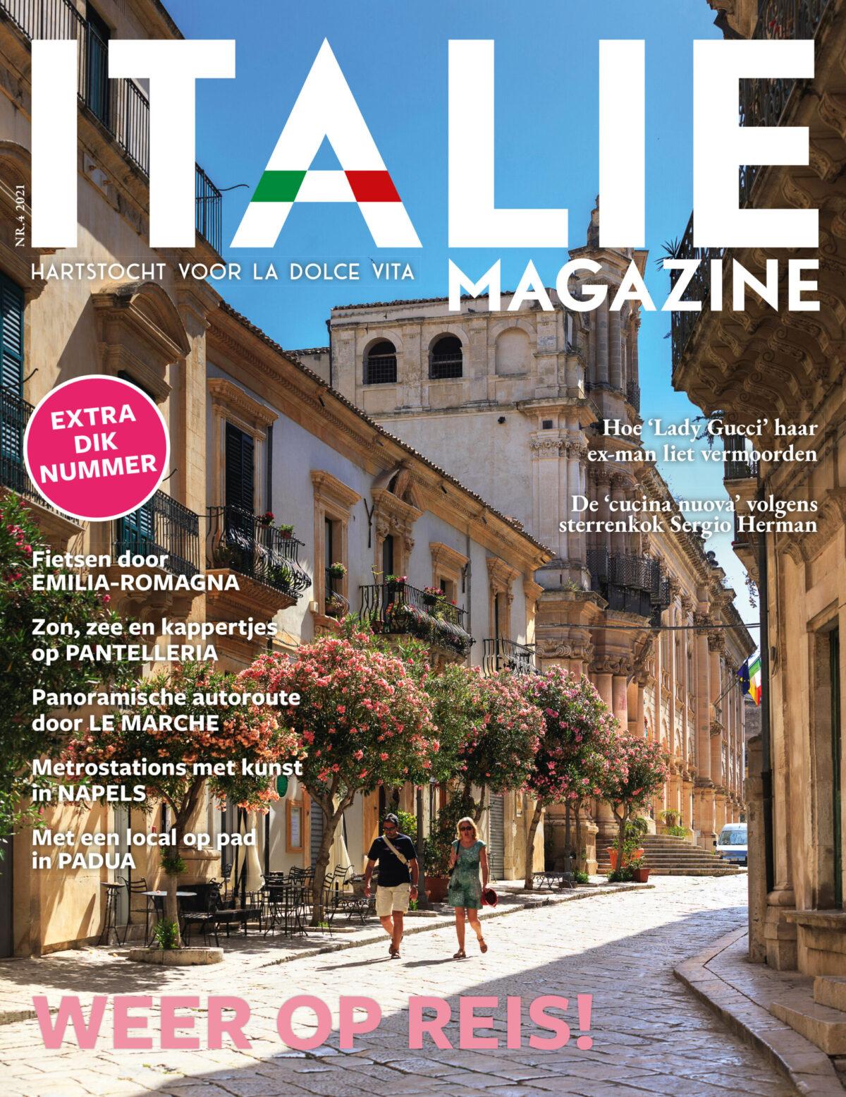 Italië Magazine editie 4/2021