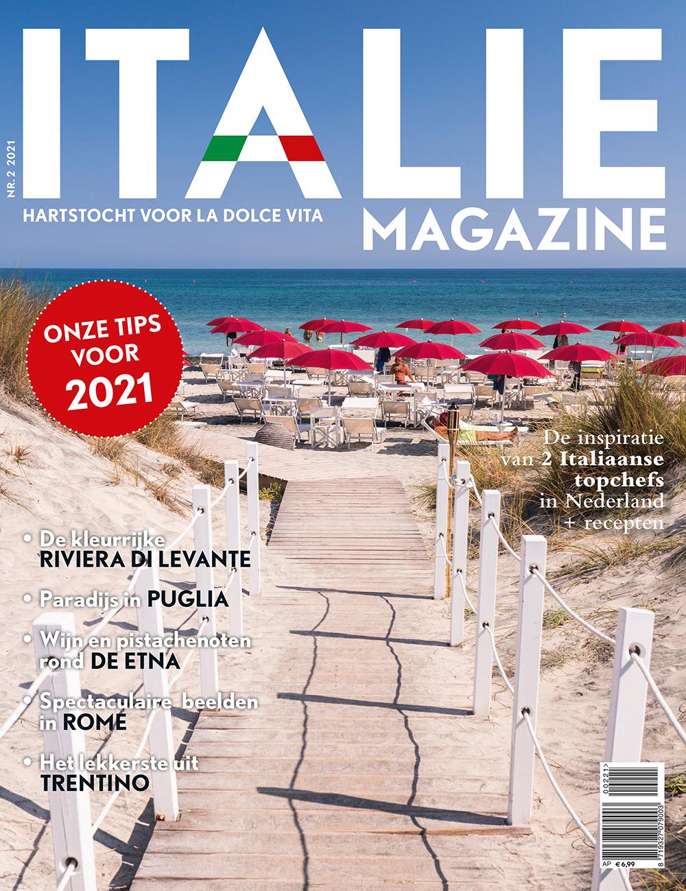 Italië Magazine editie 2, 2021
