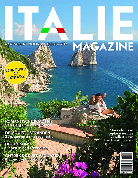 Italie Magazine editie 3/2021